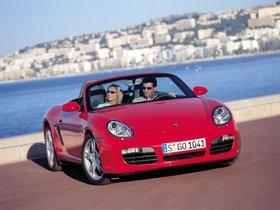Fotos de Porsche Boxster S 987 2005
