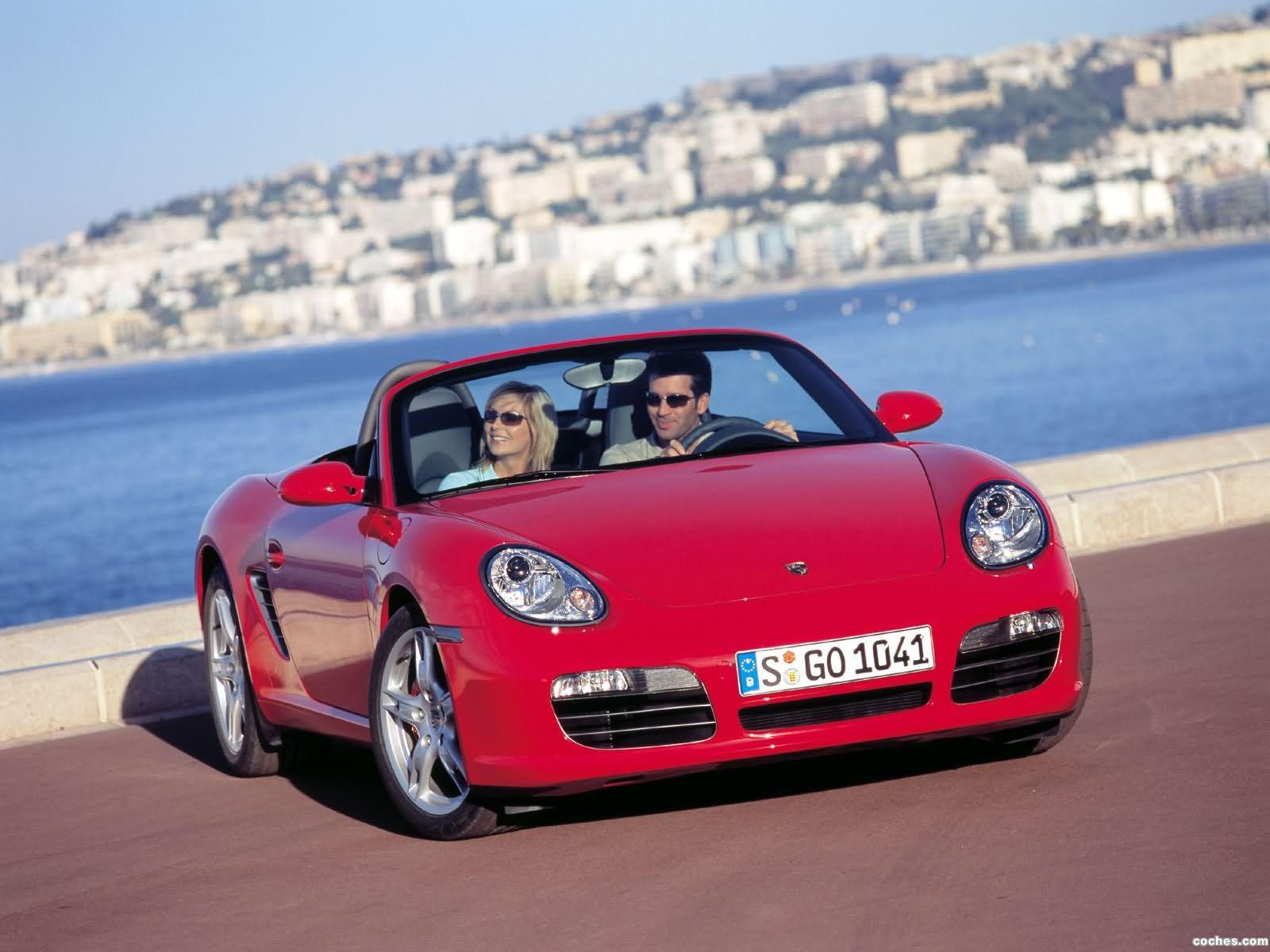 Foto 0 de Porsche Boxster S 987 2005