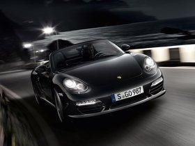 Ver foto 1 de Porsche Boxster S Black Edition 2011