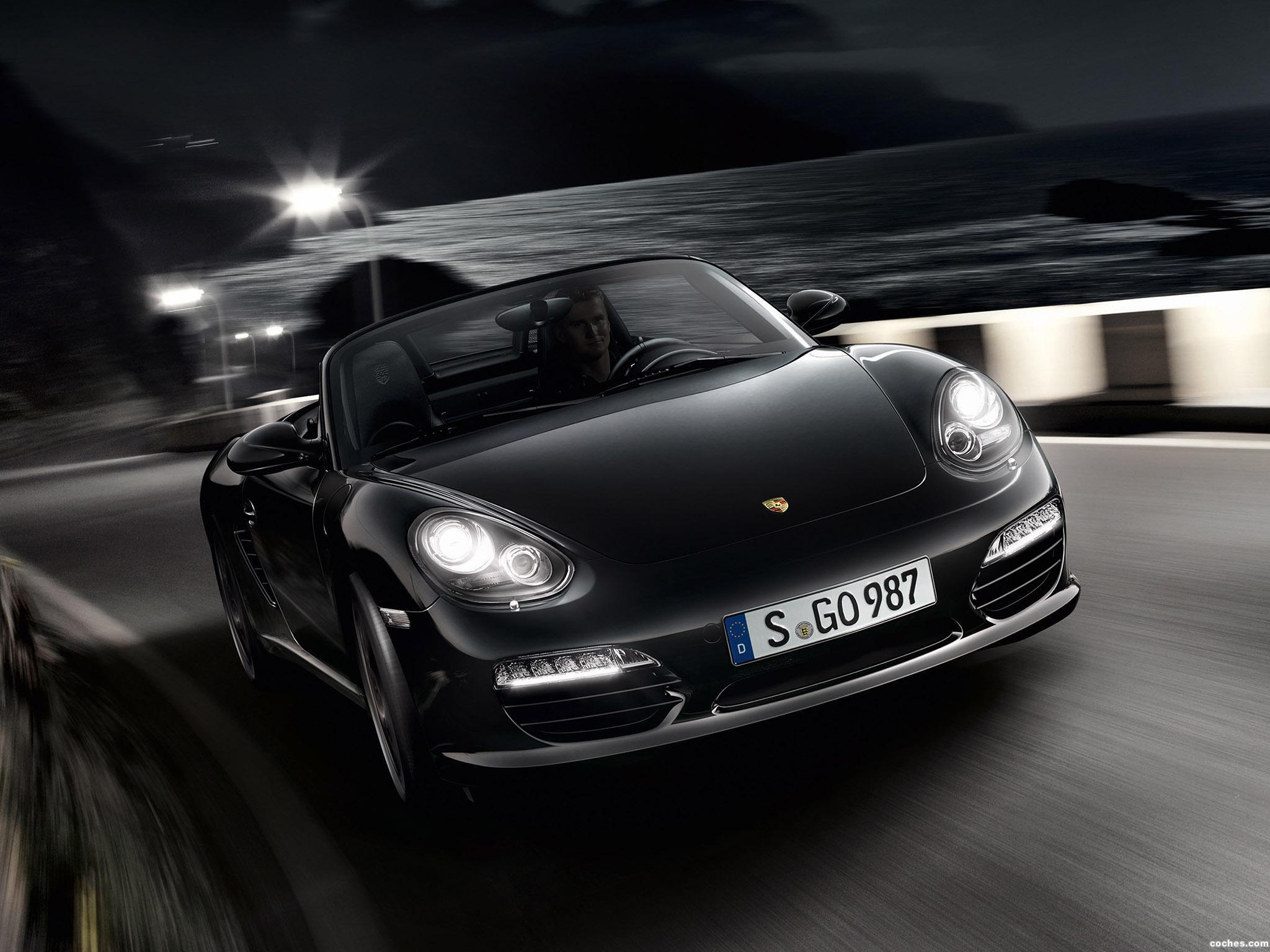 Foto 0 de Porsche Boxster S Black Edition 2011