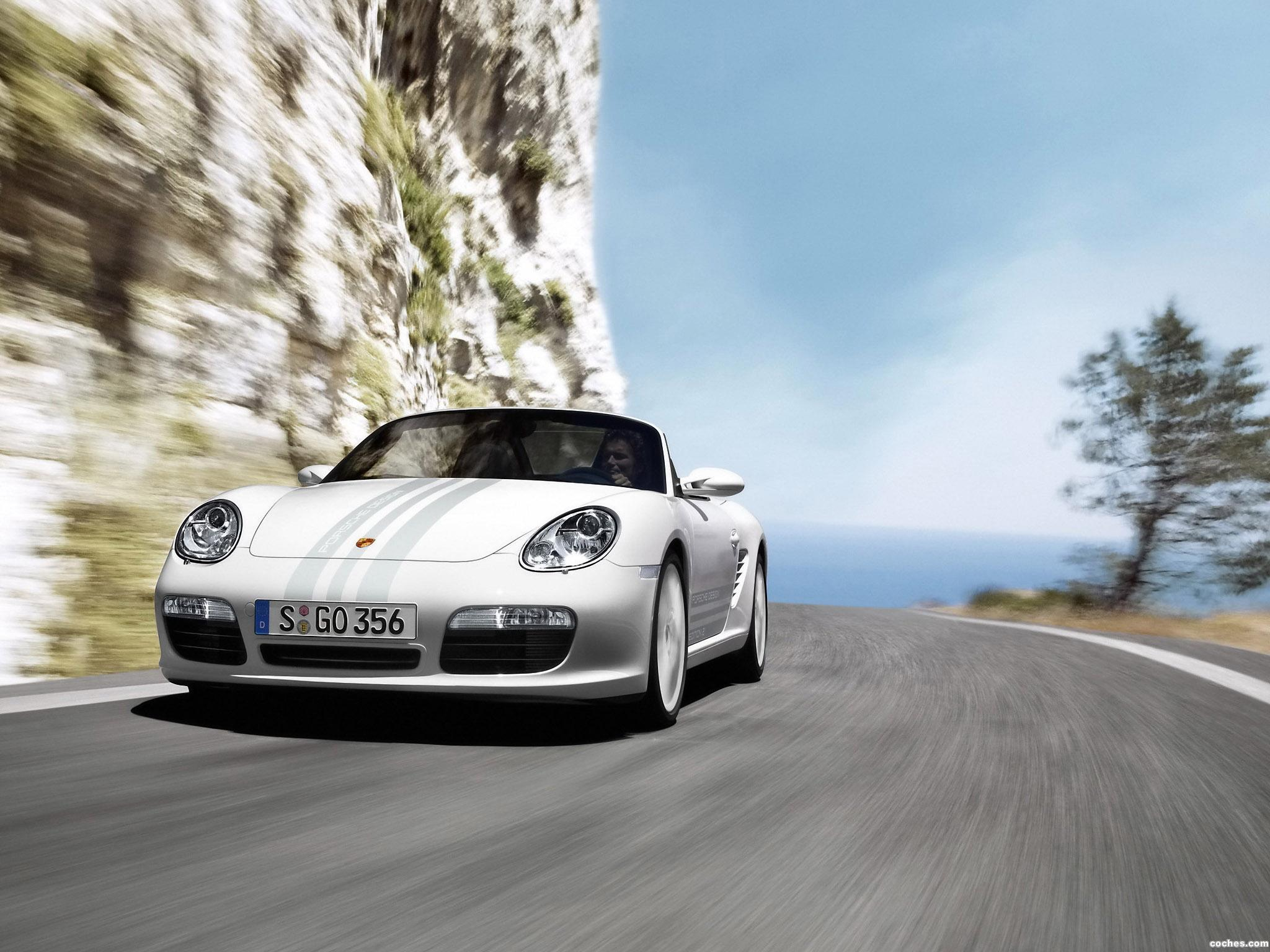 Foto 0 de Porsche Boxster S Design Edition 987 2008