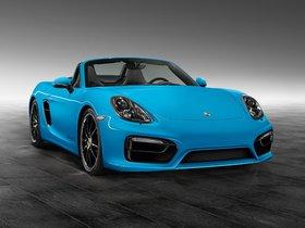 Ver foto 3 de Porsche Boxster S Exclusive Bespoke 2014