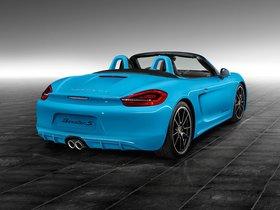 Ver foto 2 de Porsche Boxster S Exclusive Bespoke 2014