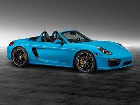 Fotos de Porsche Boxster S Exclusive Bespoke 2014