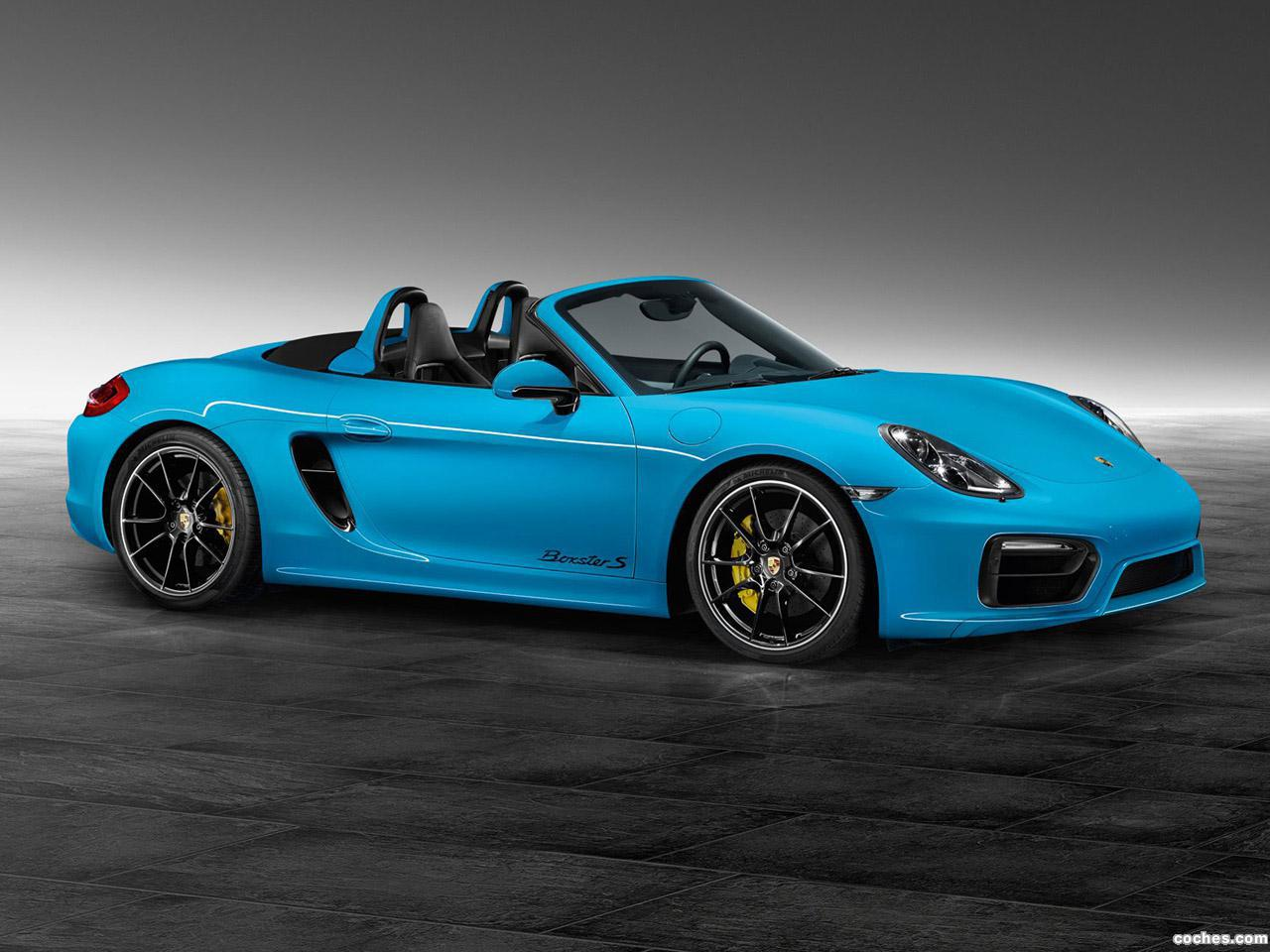 Foto 0 de Porsche Boxster S Exclusive Bespoke 2014
