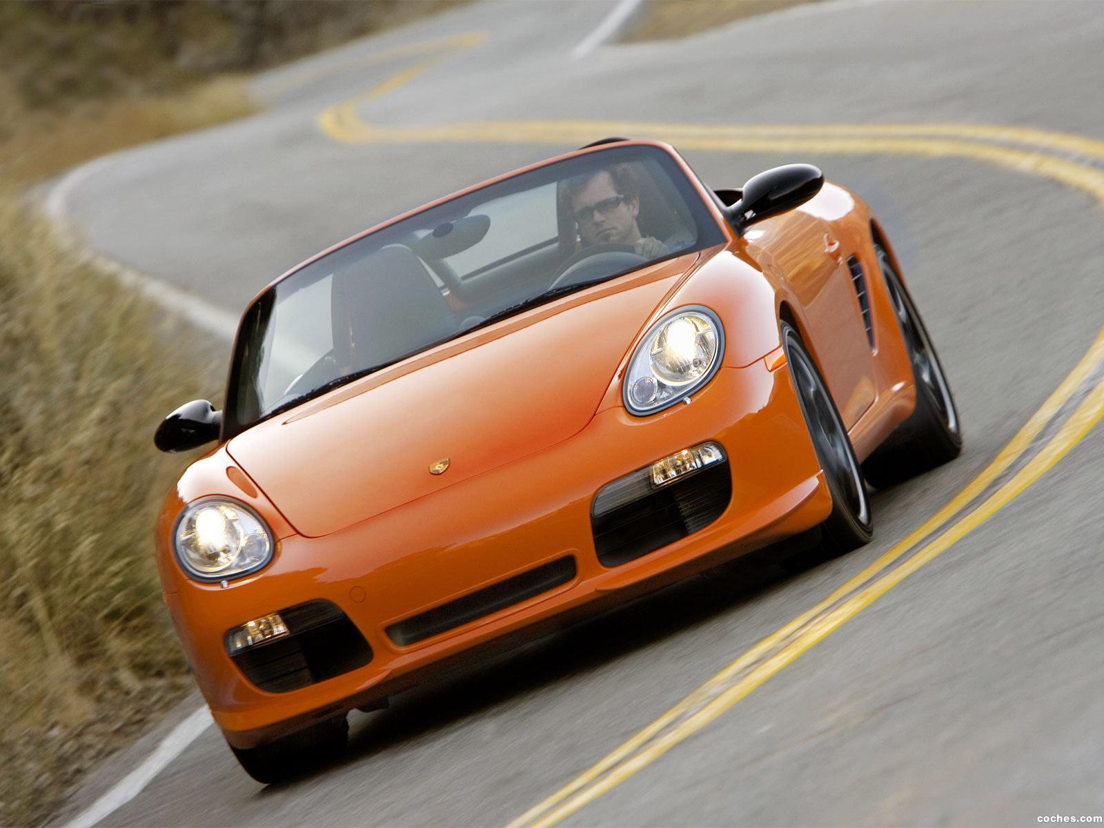 Foto 0 de Porsche Boxster S Limited Edition 987 2007