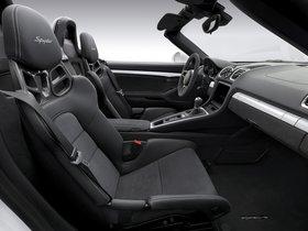 Ver foto 23 de Porsche Boxster Spyder 981 2015
