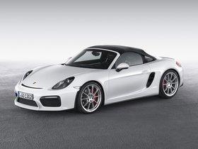 Ver foto 14 de Porsche Boxster Spyder 981 2015