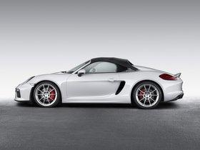 Ver foto 13 de Porsche Boxster Spyder 981 2015