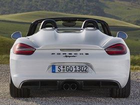 Ver foto 10 de Porsche Boxster Spyder 981 2015