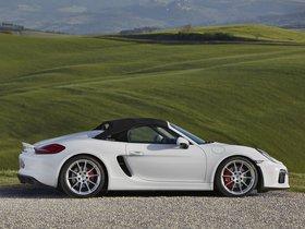 Ver foto 8 de Porsche Boxster Spyder 981 2015