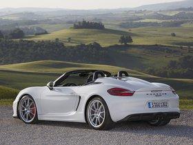 Ver foto 7 de Porsche Boxster Spyder 981 2015