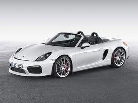 Ver foto 22 de Porsche Boxster Spyder 981 2015