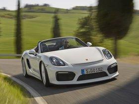 Ver foto 3 de Porsche Boxster Spyder 981 2015