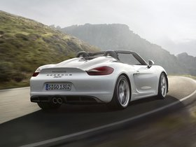 Ver foto 21 de Porsche Boxster Spyder 981 2015