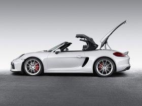 Ver foto 17 de Porsche Boxster Spyder 981 2015