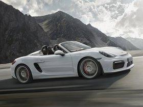 Ver foto 16 de Porsche Boxster Spyder 981 2015
