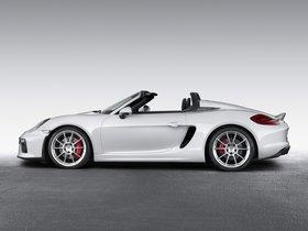 Ver foto 15 de Porsche Boxster Spyder 981 2015