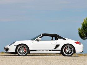 Ver foto 2 de Porsche Boxster Spyder 987 2010