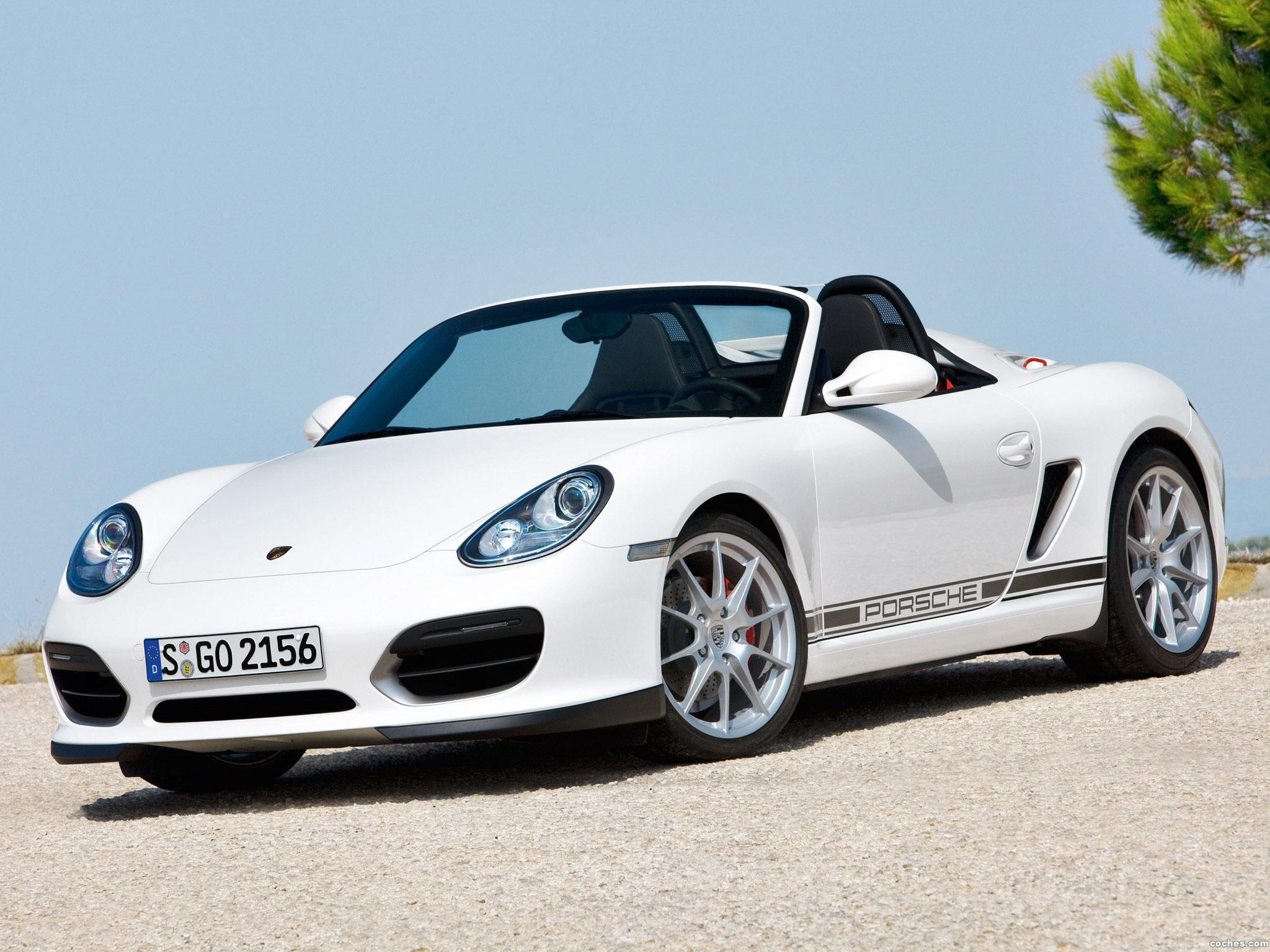 Foto 0 de Porsche Boxster Spyder 987 2010