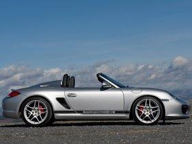 Ver foto 6 de Porsche Boxter Spyder UK 2010