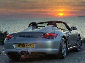 Ver foto 5 de Porsche Boxter Spyder UK 2010
