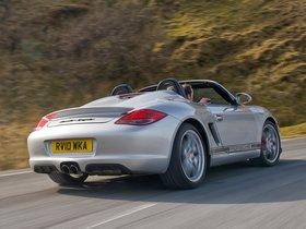 Ver foto 4 de Porsche Boxter Spyder UK 2010