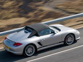 Ver foto 3 de Porsche Boxter Spyder UK 2010