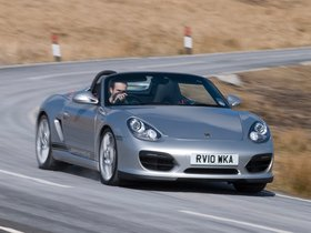 Ver foto 2 de Porsche Boxter Spyder UK 2010