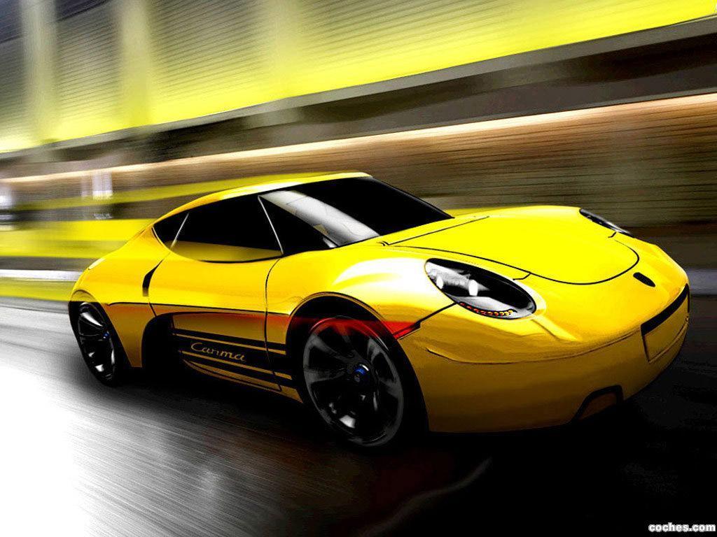 Foto 0 de Porsche Carma 2007