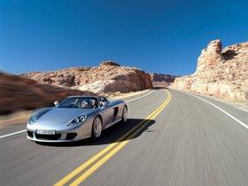 Ver foto 10 de Porsche Carrera GT 2003