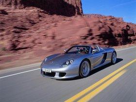 Ver foto 16 de Porsche Carrera GT 2003