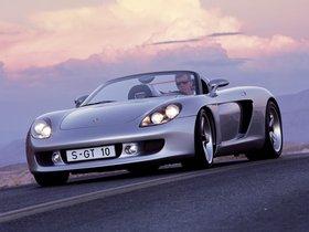 Ver foto 24 de Porsche Carrera GT Concept 980 2000