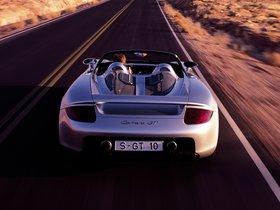 Ver foto 11 de Porsche Carrera GT Concept 980 2000