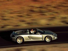 Ver foto 10 de Porsche Carrera GT Concept 980 2000