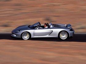 Ver foto 9 de Porsche Carrera GT Concept 980 2000