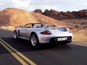 Ver foto 8 de Porsche Carrera GT Concept 980 2000