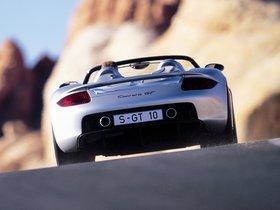 Ver foto 5 de Porsche Carrera GT Concept 980 2000