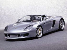 Ver foto 4 de Porsche Carrera GT Concept 980 2000