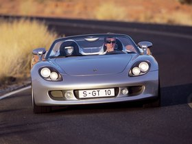 Ver foto 3 de Porsche Carrera GT Concept 980 2000