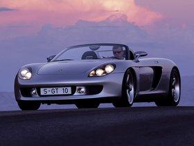 Ver foto 2 de Porsche Carrera GT Concept 980 2000
