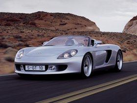 Fotos de Porsche Carrera GT Concept 980 2000
