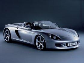 Ver foto 22 de Porsche Carrera GT Concept 980 2000