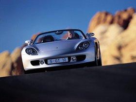 Ver foto 21 de Porsche Carrera GT Concept 980 2000