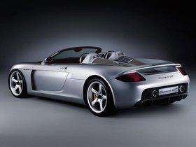 Ver foto 17 de Porsche Carrera GT Concept 980 2000