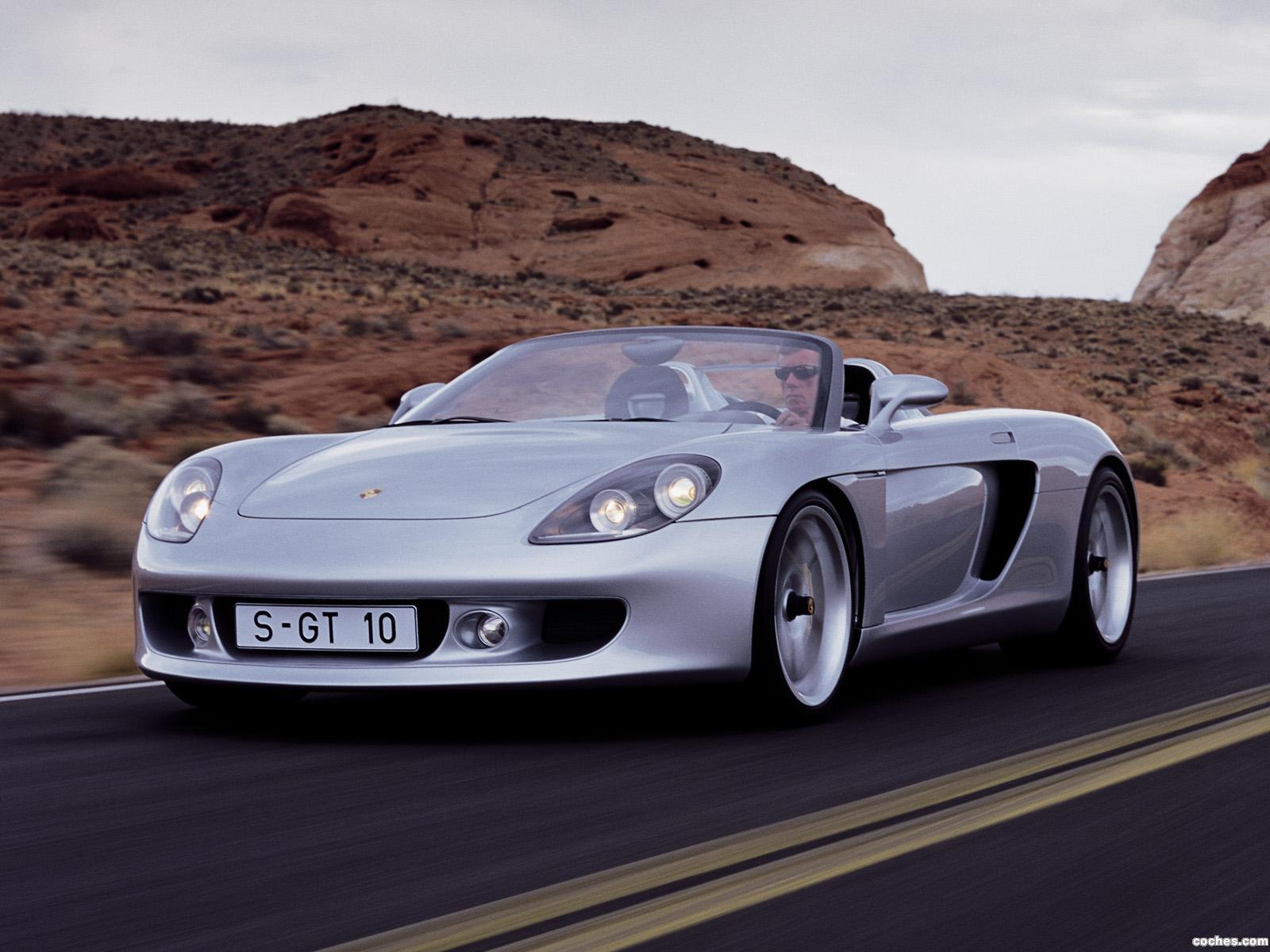 Foto 0 de Porsche Carrera GT Concept 980 2000