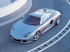 Ver foto 1 de Porsche Carrera GT USA 2003