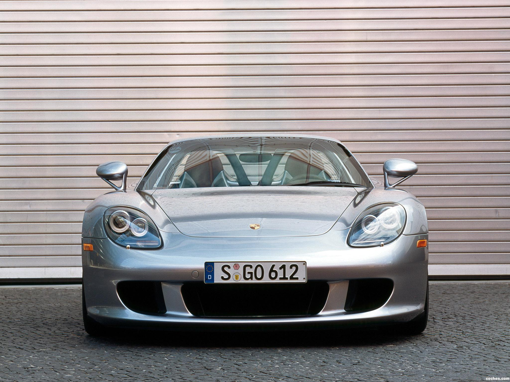 Foto 10 de Porsche Carrera GT USA 2003