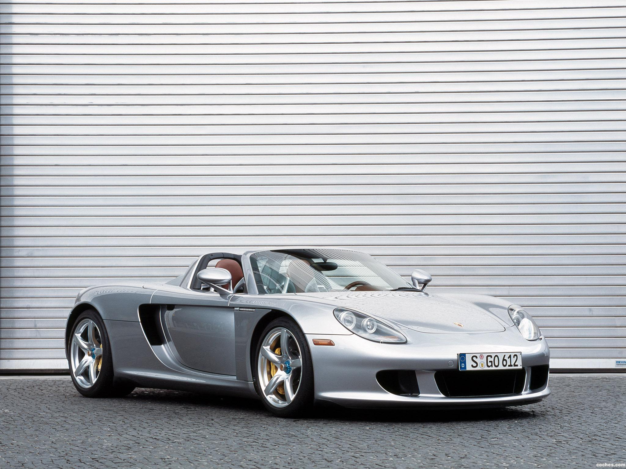 Foto 9 de Porsche Carrera GT USA 2003