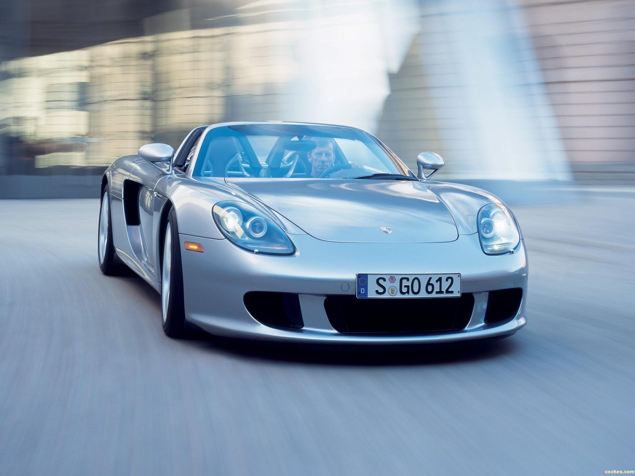 Foto 2 de Porsche Carrera GT USA 2003